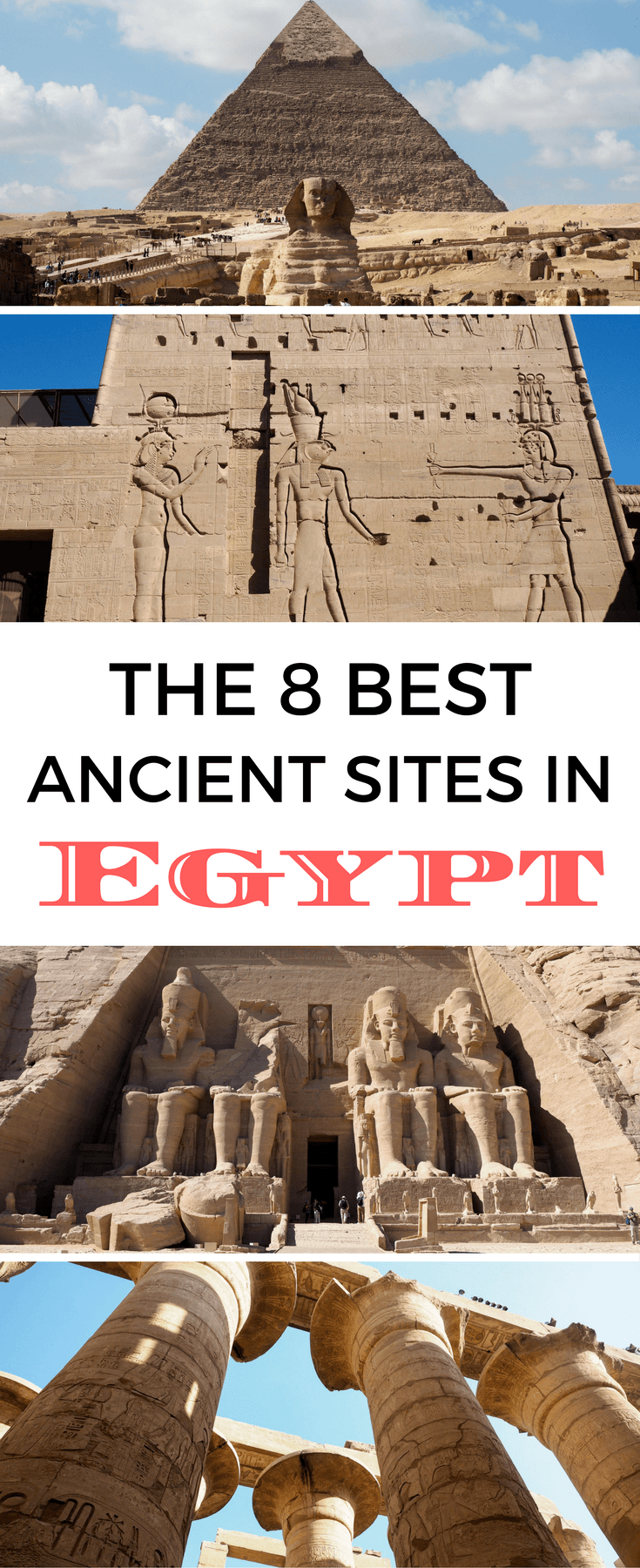 The best ancient sites to see in #Egypt