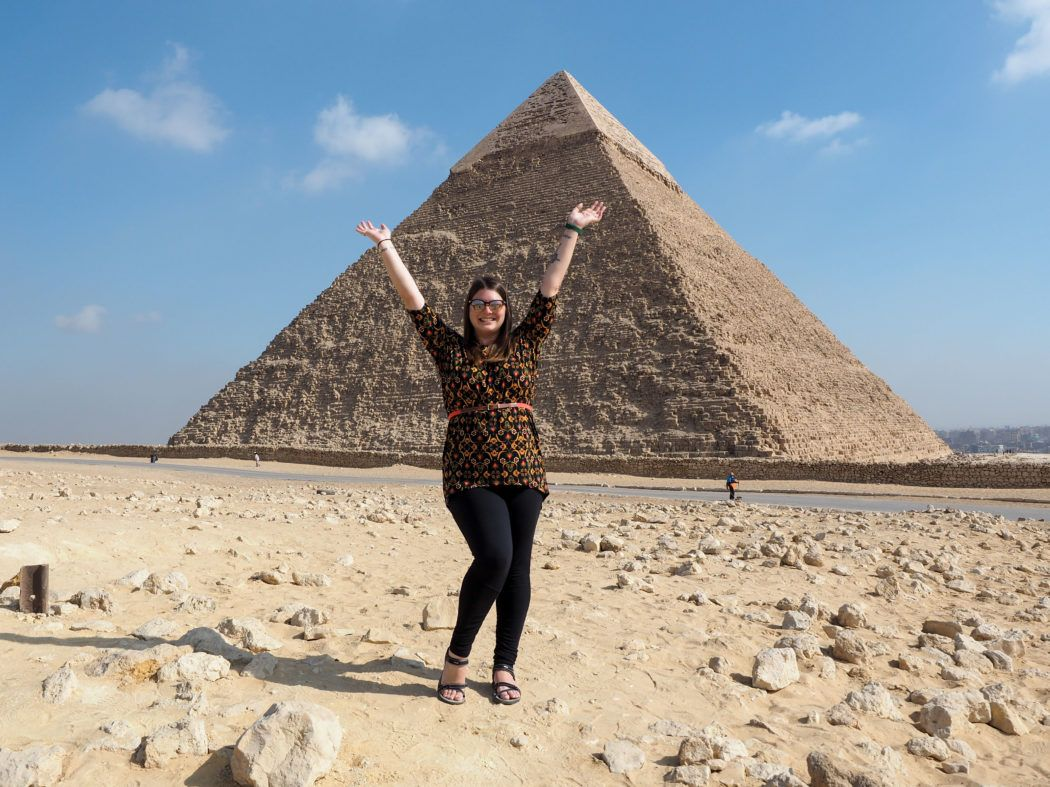 What to wear in Egypt as a woman