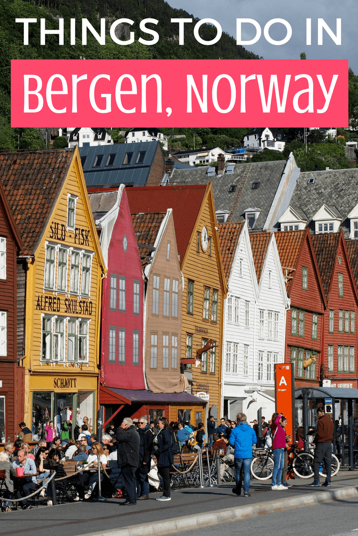 Things to do in Bergen on your first visit
