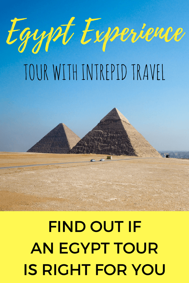 Traveling in Egypt on a tour with Intrepid Travel | Intrepid Travel Egypt Experience tour review