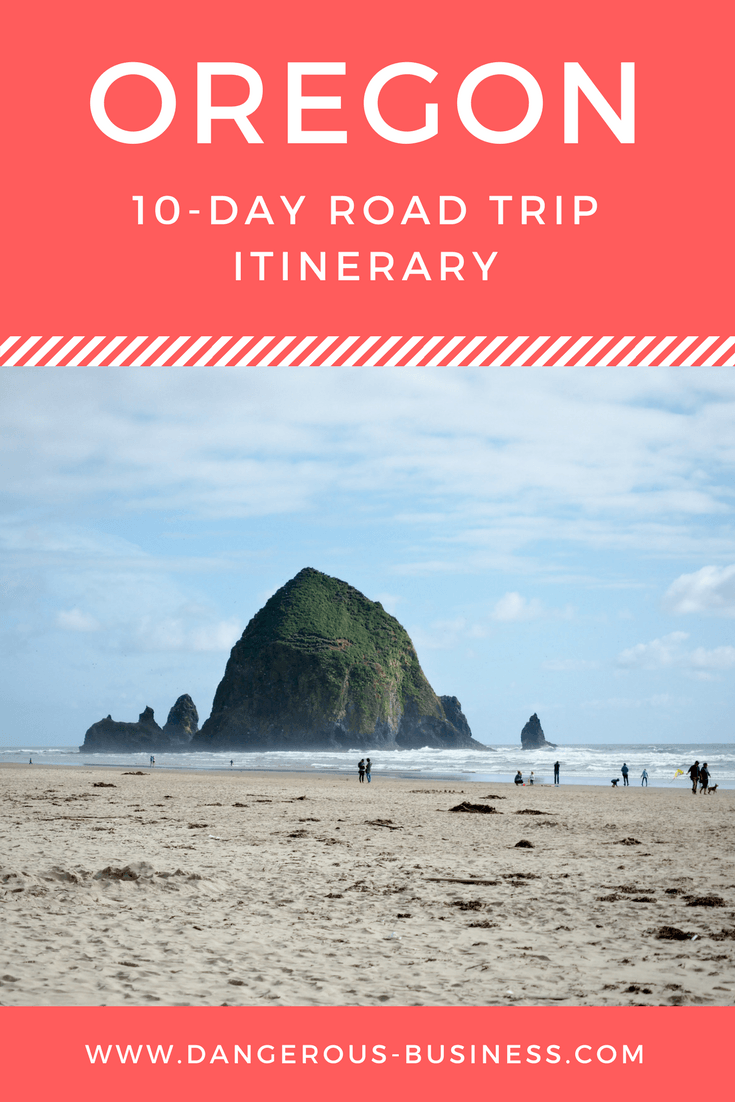 the perfect 10 day oregon road trip itinerary in summer
