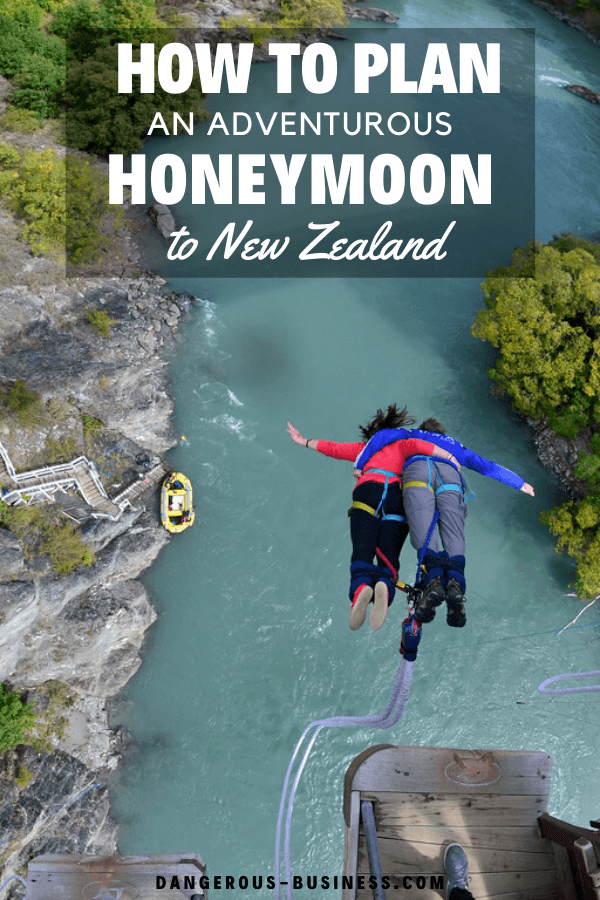 How to plan a New Zealand honeymoon