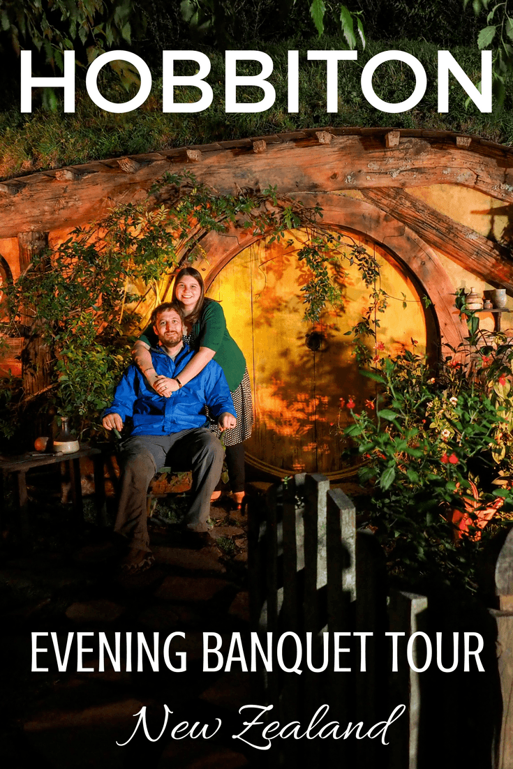 Hobbiton Evening Banquet tour review