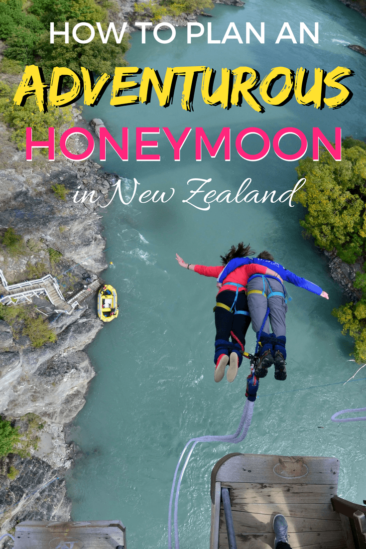 Things to do on an adventurous honeymoon in New Zealand