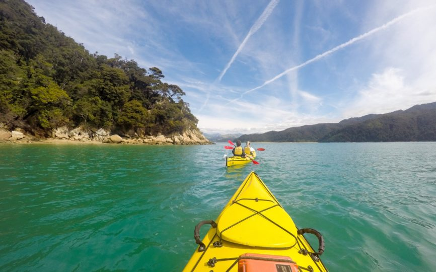 A Kayaking Adventure in Abel Tasman National Park