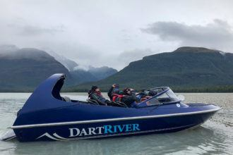Dart River Wilderness Jet Safari