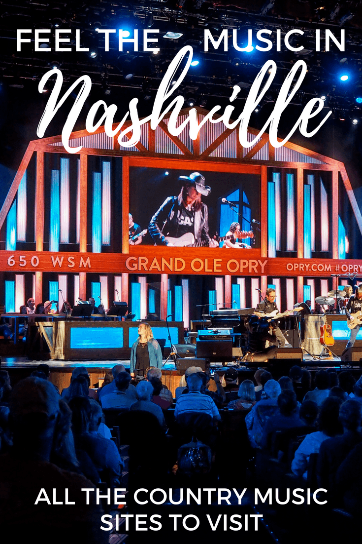 Must-Visit Music Sites in Nashville