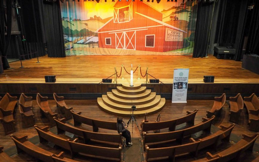 Getting a Taste of Music History in Nashville