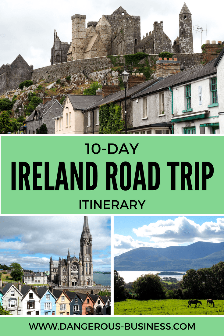The perfect 10-day itinerary for an Ireland road trip