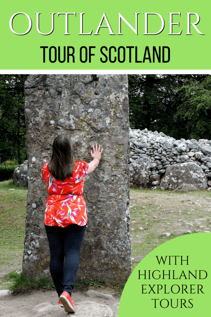 Going on an Outlander tour in Scotland with Highland Explorer Tours