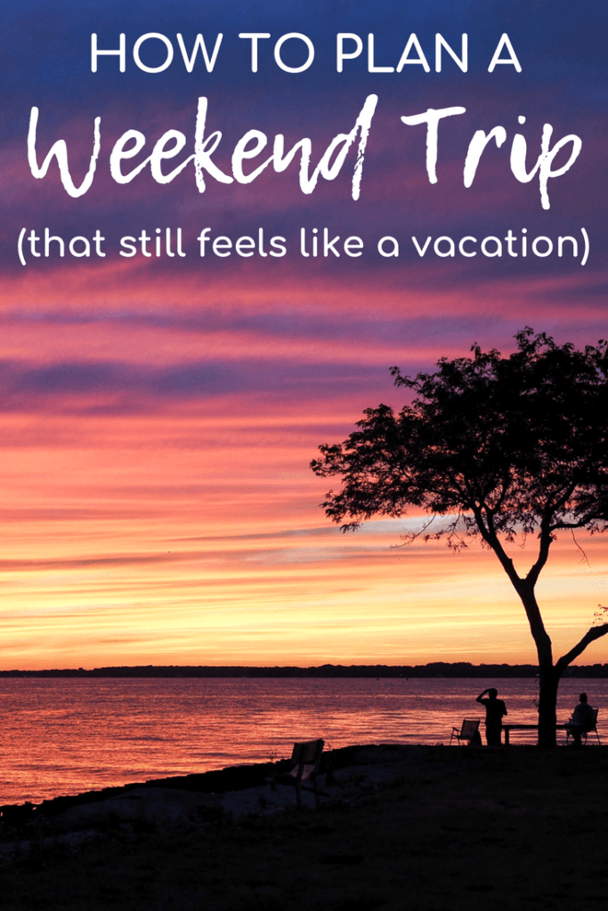 how to plan a great vacation The whole point of a vacation is to relax and relieve stress, but all too often, you need a vacation after your vacation to recover from your time off here are ten tips to make your vacation the.