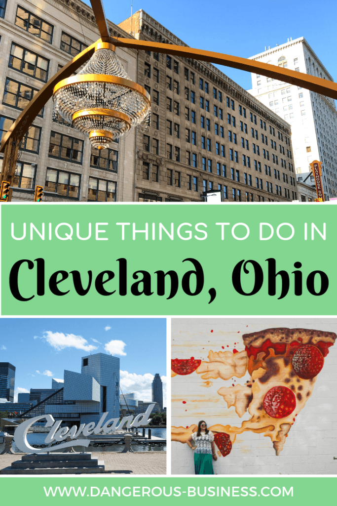 Unique things to do in Cleveland, Ohio