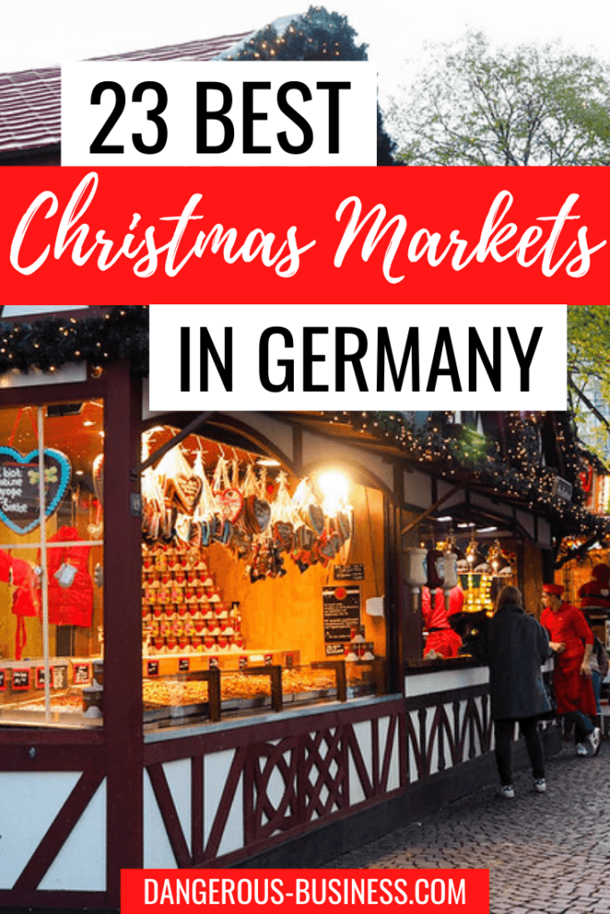 Best German Christmas markets to visit