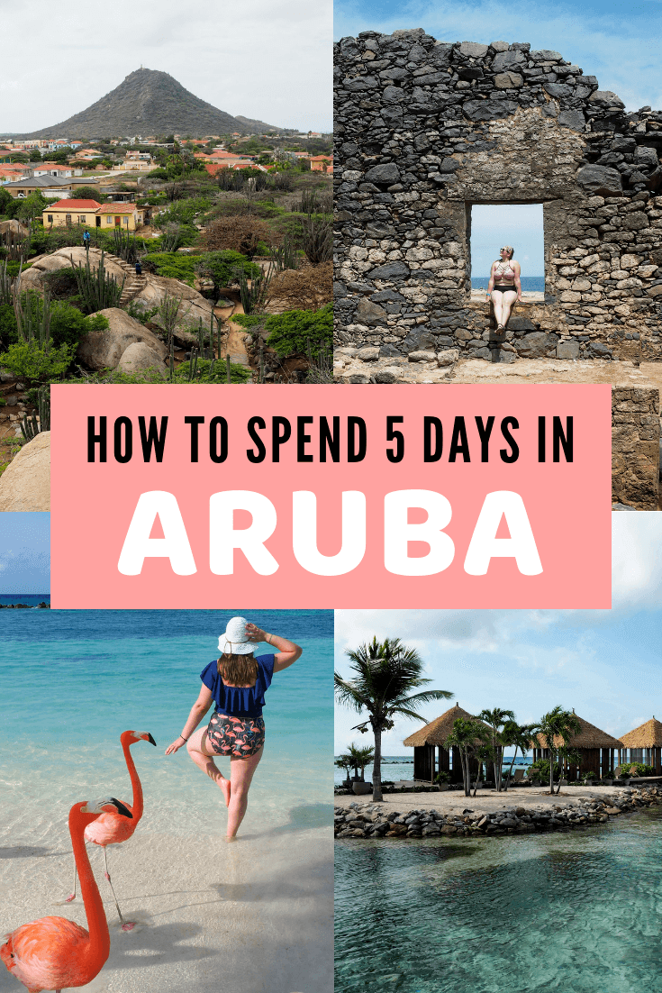 How to spend 5 days in Aruba