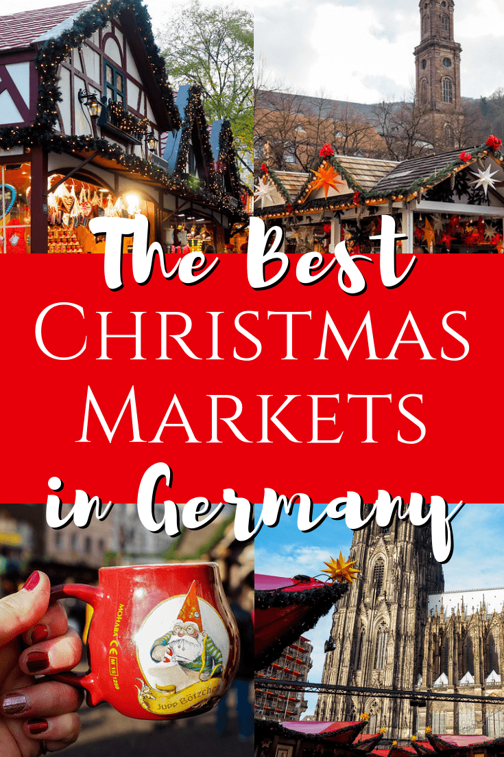 The best Christmas markets in Germany | #ChristmasMarkets #Germany #travel