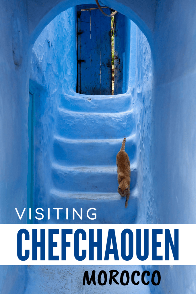 Visiting Chefchaouen, Morocco
