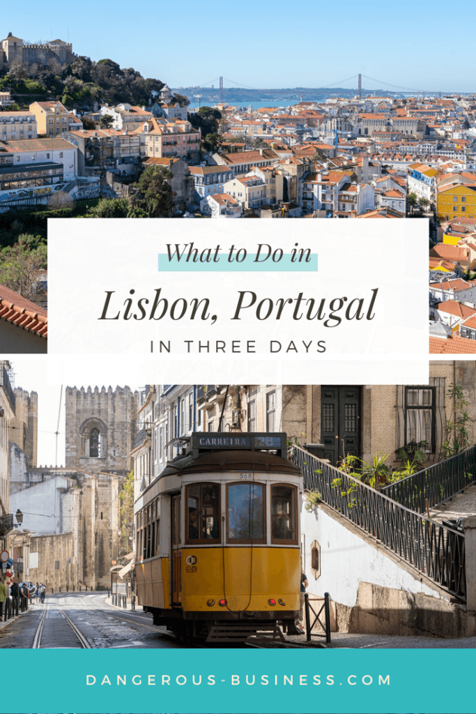 What to do with 3 days in Lisbon