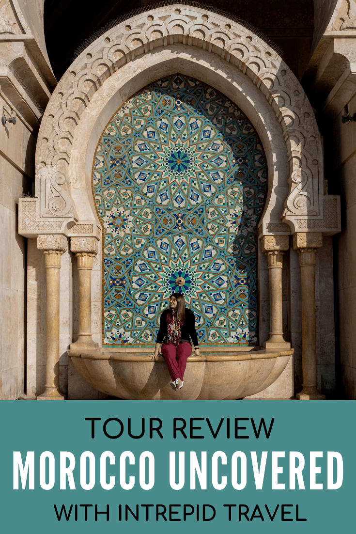 Morocco Uncovered tour review