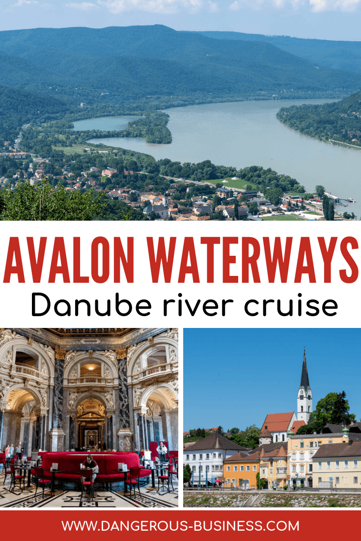 Highlights from a Danube river cruise with Avalon Waterways