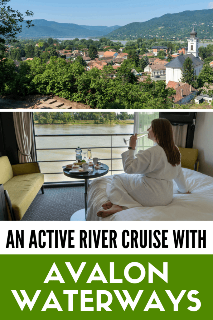 Going on an active river cruise with Avalon Waterways