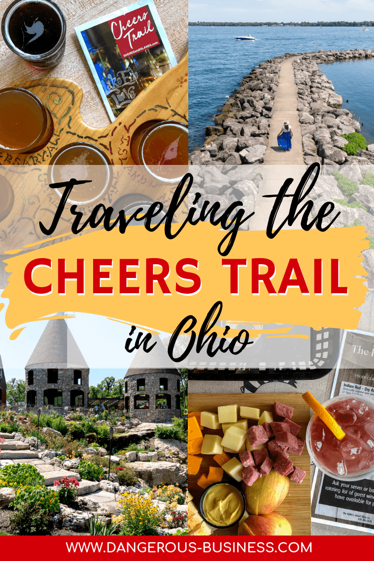 Traveling the Cheers Trail in Ohio