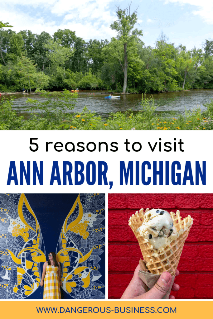 5 reasons to visit Ann Arbor, Michigan