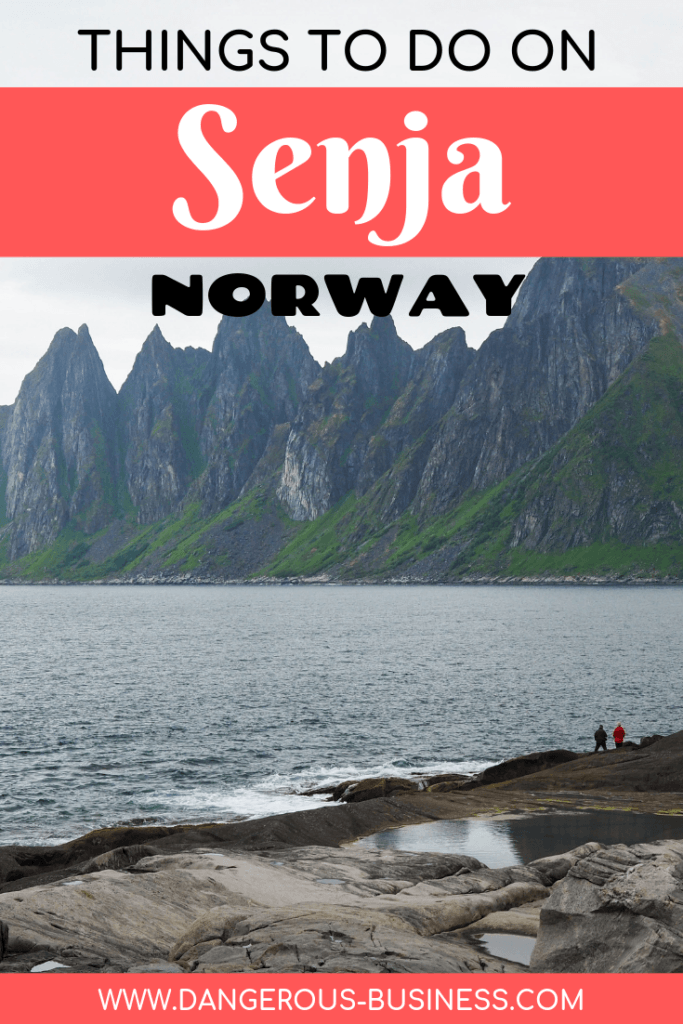 Things to do on Senja island in Norway