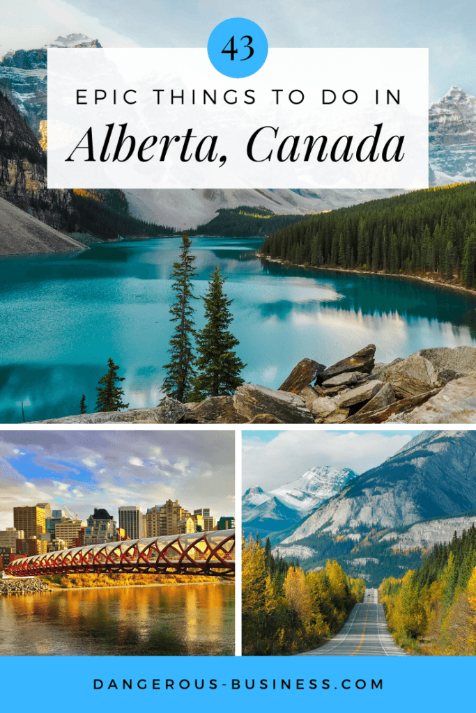 Alberta bucket list: Things to do in Alberta, Canada