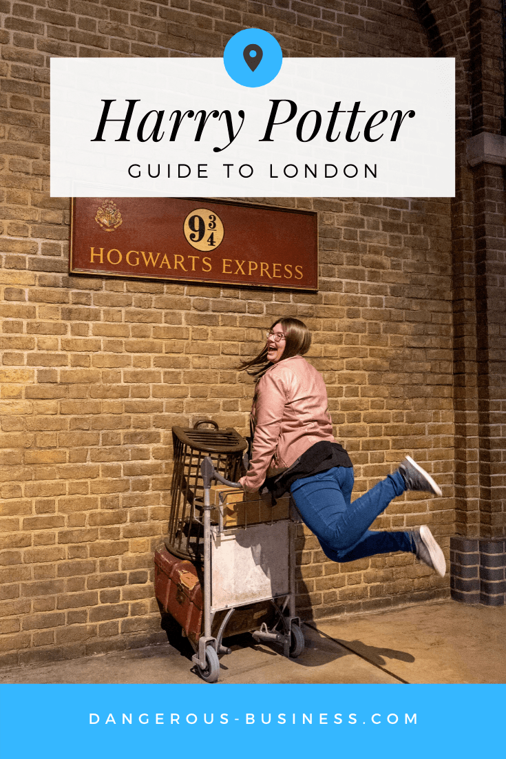 Guide to Harry Potter sites in London