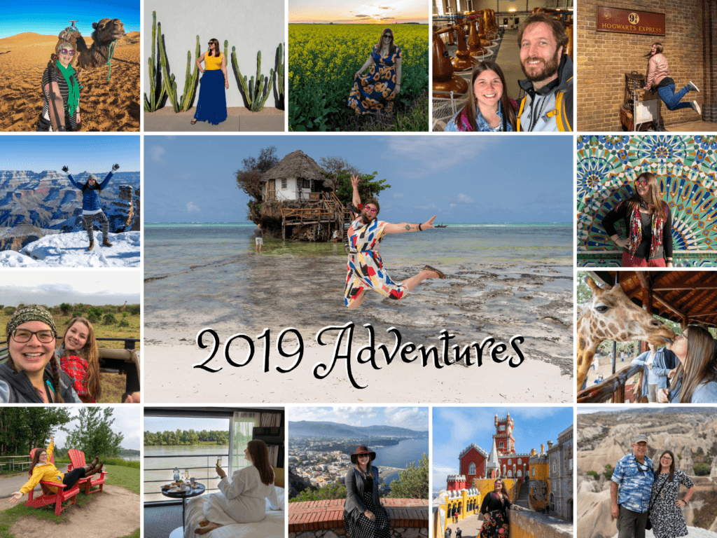 2019 travel highlights