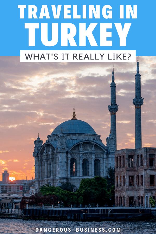 Traveling in Turkey