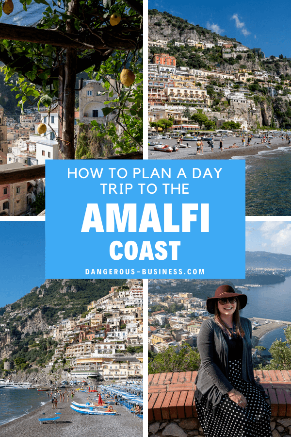 Day trip to the Amalfi Coast in Italy