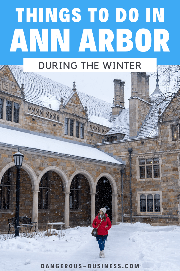 9 things to do in Ann Arbor in winter