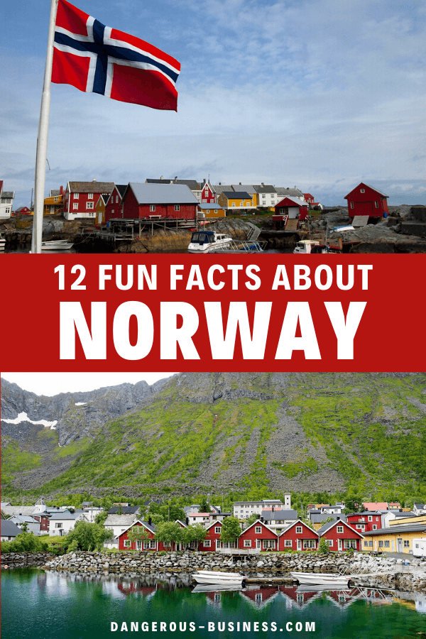 Fun facts about Norway