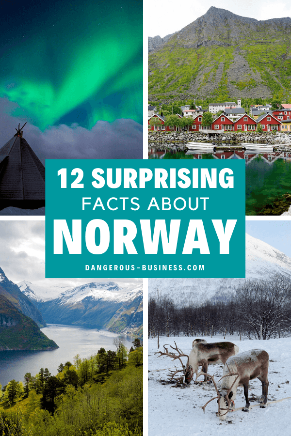 12 fun facts about Norway