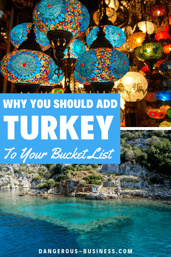 Reasons to put Turkey on your bucket list
