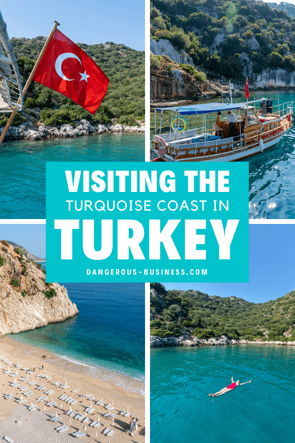 Visiting the Turkish Riviera
