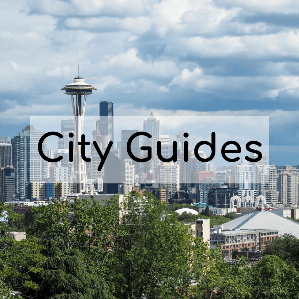 USA city guides
