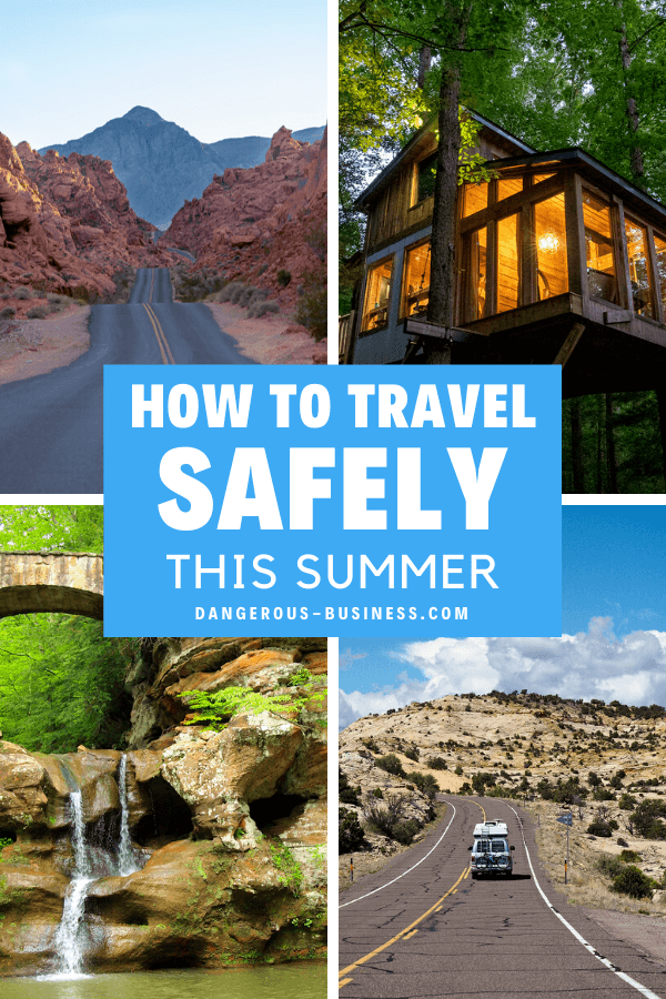 How to road trip safely this summer