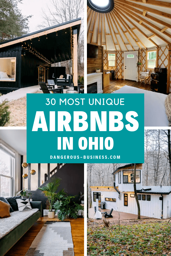 Best Airbnbs in Ohio
