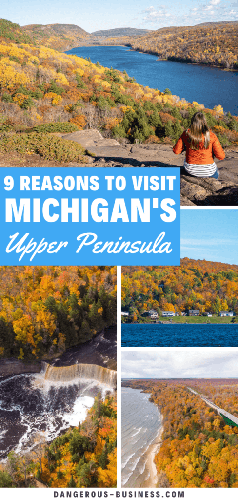 Reasons to visit Michigan's Upper Peninsula